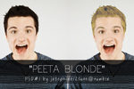 PSD1 - Peeta Blonde by josephine12cute