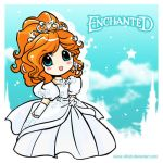 Chibi Giselle - Enchanted by SiliceB