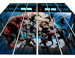 NEW AVENGERS 24 pages 4--5 by Summerset