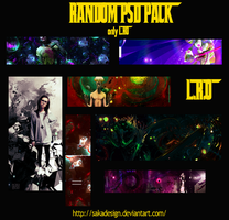 Random PSD Pack by sakaDesign