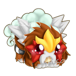 Entei v3 by Clinkorz