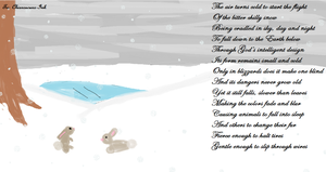 The Snow Sonnet - To Chiaroscuro-Ink by Moonpie1220
