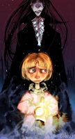 Scared at Scarborough by CountANDRA