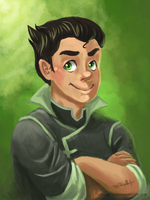 B is for Bolin by ThePuddingMonster