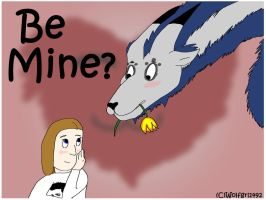 Be Mine? by wolfgrl1492