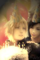 Happy Birthday Cloud Strife!! by Strifegirl