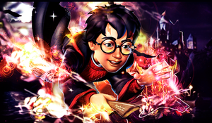 Harry Potter by Intrepid-Misfortune