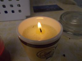 Candle #1 by Silversugar444