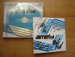 Hello World: Amely by winter-ame