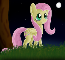 Fluttershy by Tami-Kitten