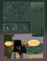 Fatal Gambit round 1 page 13 by GlowingBunny