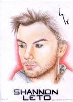 Shannon Leto by sharmz