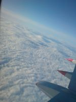 Over the Clouds 15 by Fea-Fanuilos-Stock