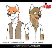 Some new character by topgae86turbo