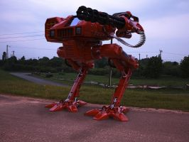 Mech photo by sxela