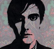 Conor Oberst Popart by lennacat