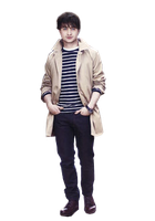 Daniel Radcliffe png by CrampTwins02