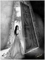 The Open Door - Evanescence by PauloCarriel