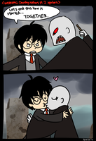 HP and the Deathly Hallows by Jiayi