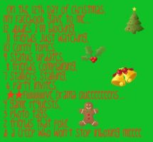 12 Days of Facebook by Vdog1love