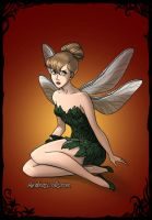 Tinker Bell Jealous by Kailie2122