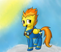 Spitfire on Cloud 9 by Acesential