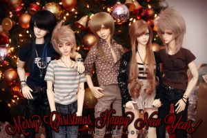 Merry Christmas 2012! by dollstars