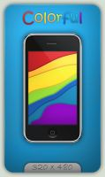 Colorful - iPhone Edition by Gandof