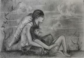 You Are My Angel.... by Gothvm
