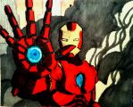 Iron Man by Nordtoemme
