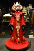 Queen Amidala's Throne Gown by DeRaKMiNe