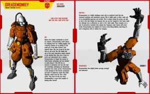 ZODIACBOT GREASEMONKEY by F-for-feasant-design
