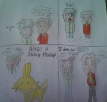 Marik and Bakura: Bloodlines by SilentTalent