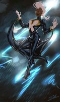 Storm by rosythorns