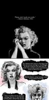 'Forever Marilyn' by Kelley-Michelle