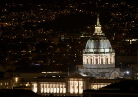 San Francisco City Hall by MaxHedrm0