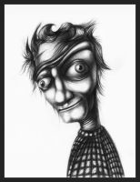 Marty Feldman by McFlyky