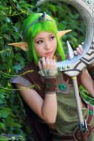 League of Legends - Dryad Soraka 4 by ValkyriaCreations