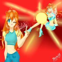 Bloom Winx club by beiita07