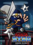 Ninja Star - Shinobi Celebrity by ninjatron