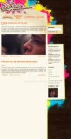 poptab blog layout by O-nay
