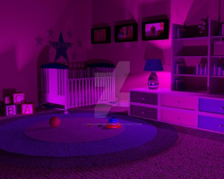 Childs Room_spooky by AssassinGemini15