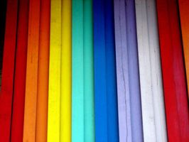 Colourful Wall by shahdon