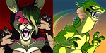 Halloween Icons - Batch 3 by AdriOfTheDead