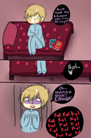 Russians under my bed? by OldxJeans