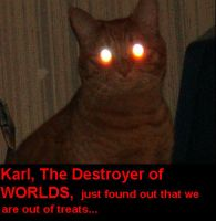 Karl THE DESTROYER OF WORLDS 2 by coolieoman