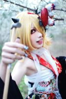 Rin Cosplay Vocaloid by MonCosplay