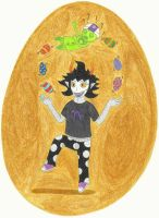 Juggling with Eggs by HonkingMaster