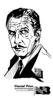 vincent price NB by lordnecro