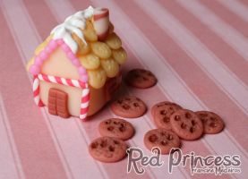 Casa e cookies by theredprincess